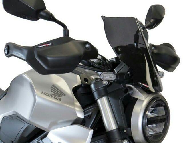 HONDA CB250R・CB125R スクリーン/ハンドガードキット/ヘッドライトレンズシールド