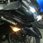 KAWASAKI  ZZR1400 ウインカーポジション・デイライトキット