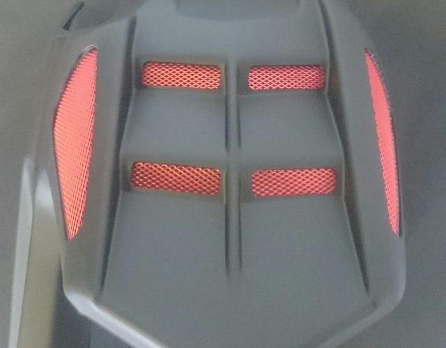 PowerBronze インナーフェンダー/アンダーカウル メッシュ色追加